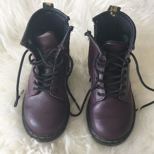 Dr. Martens Size 9 Toddlers boots